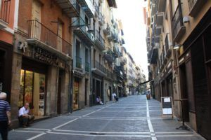 Calle Estafeta Pamplona - FreeTours